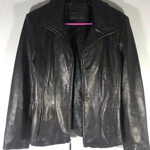 Avanti Genuine Leather Jacket